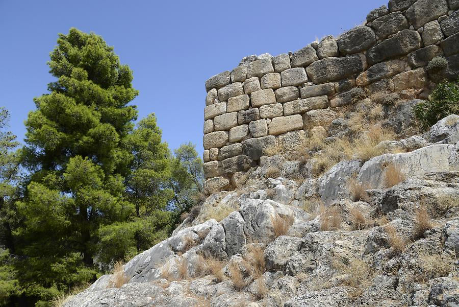 City Wall of Mycenae