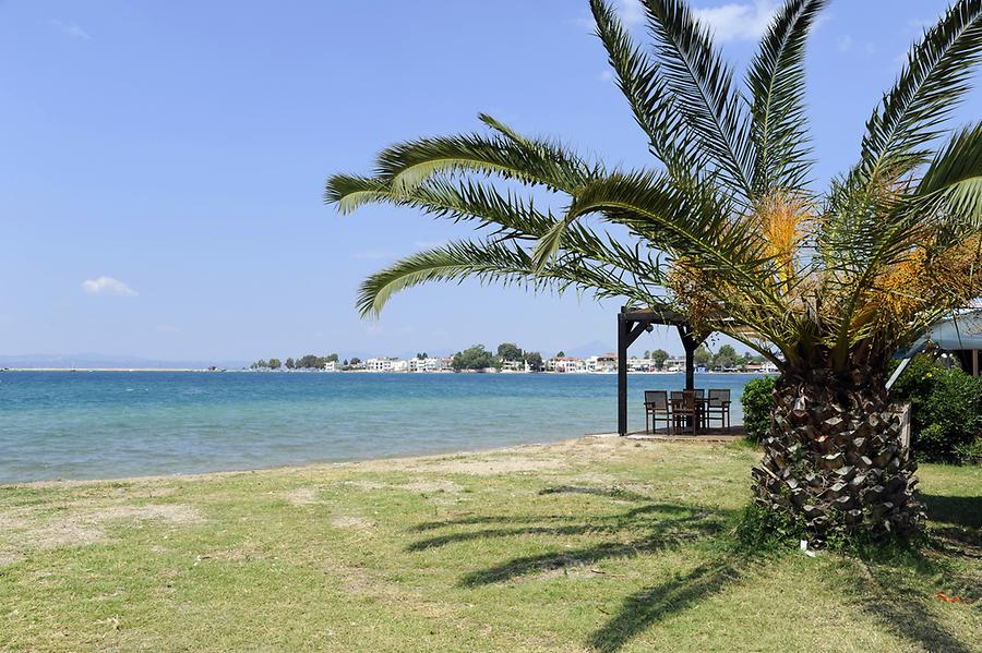 Beach at Eretria