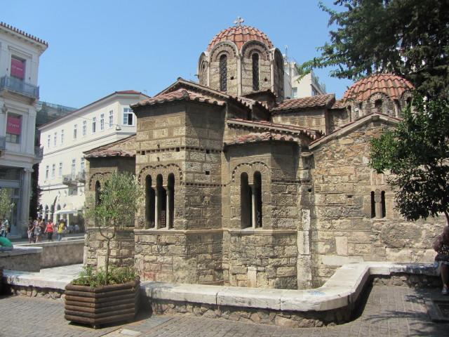 Orthodox Church, Athens