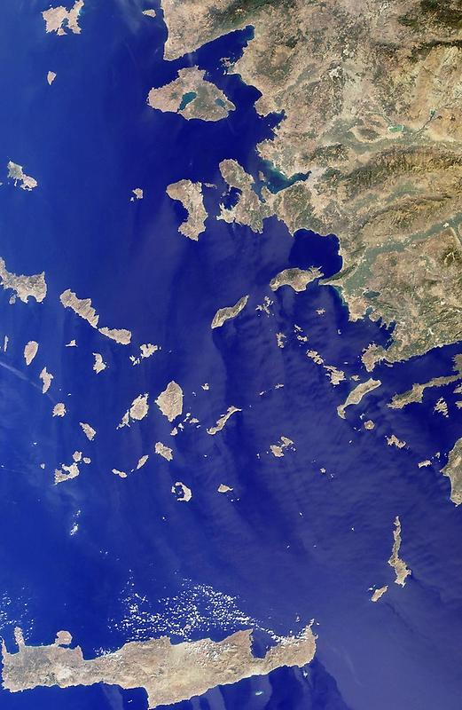 Islands of the East Aegean
