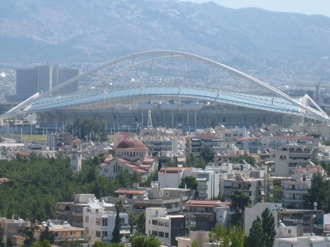 Olympic Stadium, Athens (1)
