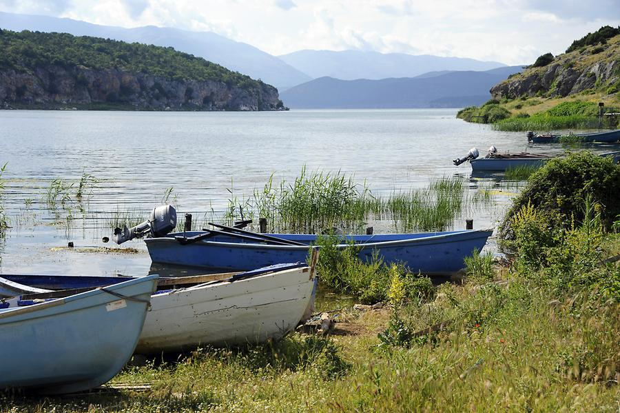 Big Prespa Lake