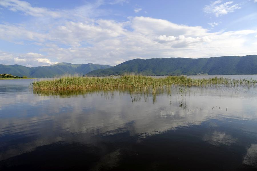 Small Prespa Lake