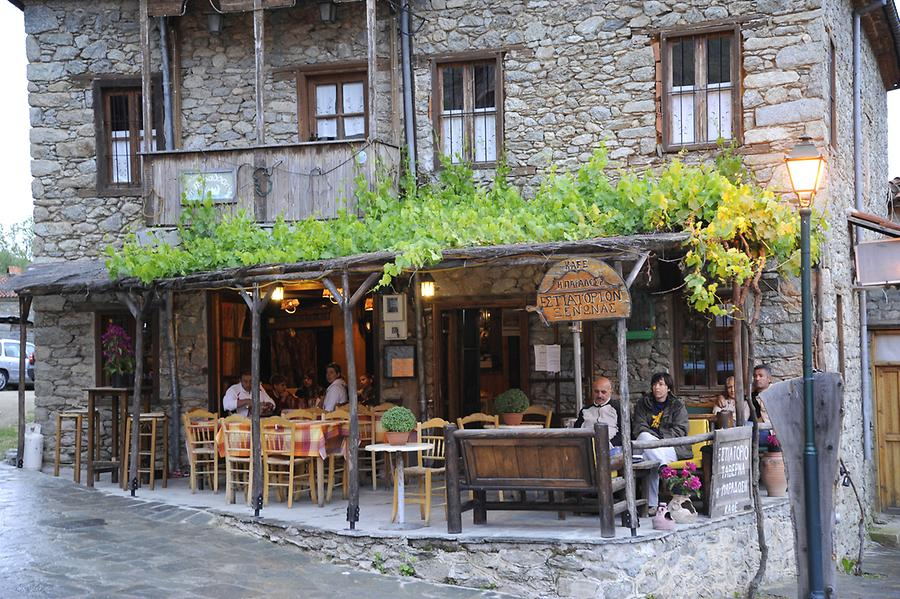 Tavern Agios Germanos