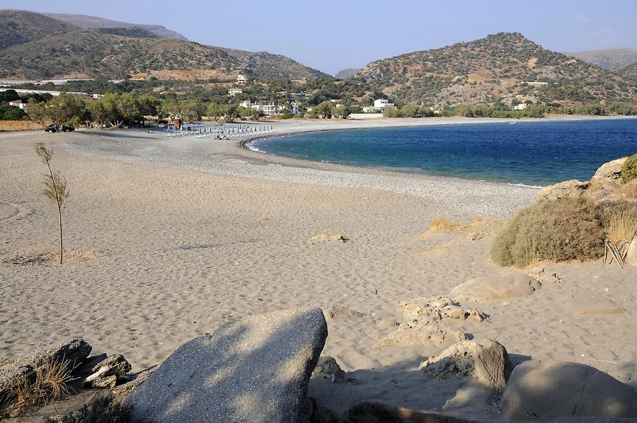 Grammeno Beach near Paleochora
