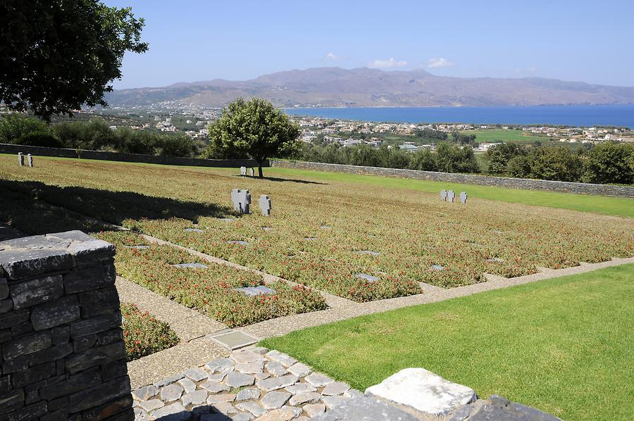 Maleme - German War Cemetery