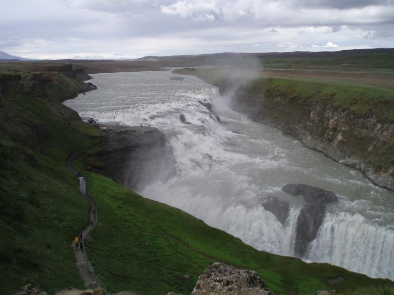 Gullfoss Waterfall (4)