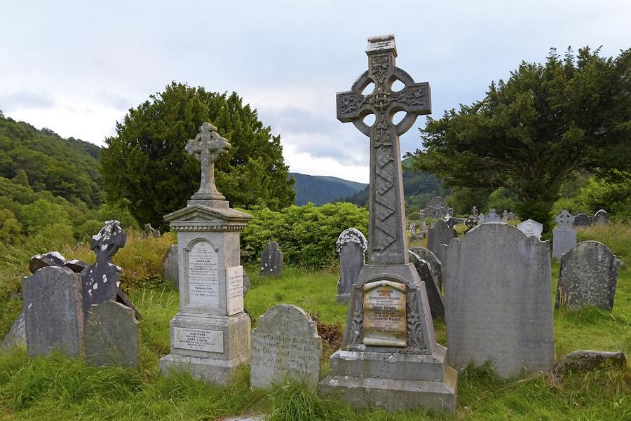 Glendalough - High Crosses