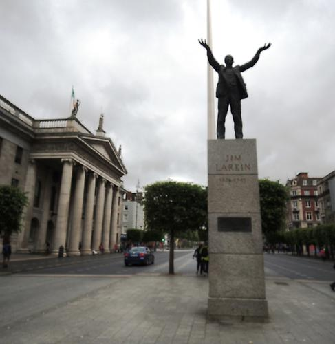 Jim Larkin Memorial
