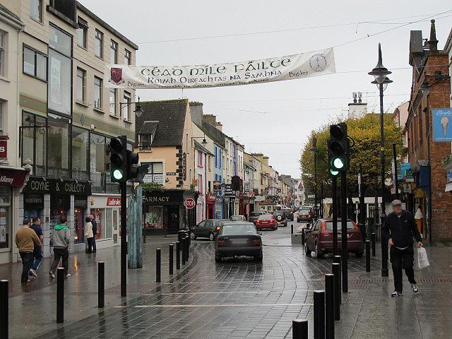 Street view of Killarney