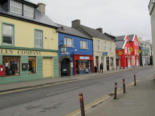 Street view in Dingle (1)