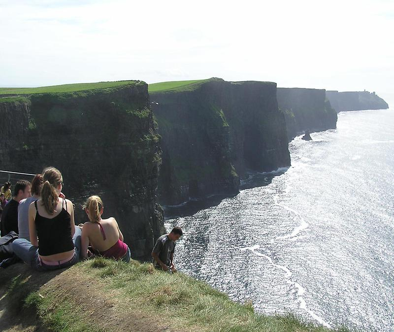 The Cliffs of Moher (1)