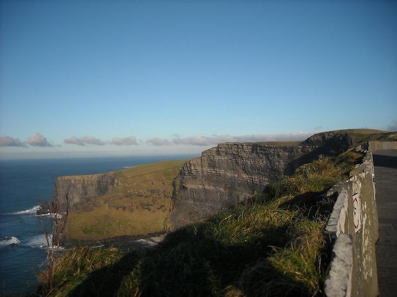 The Cliffs of Moher (2)