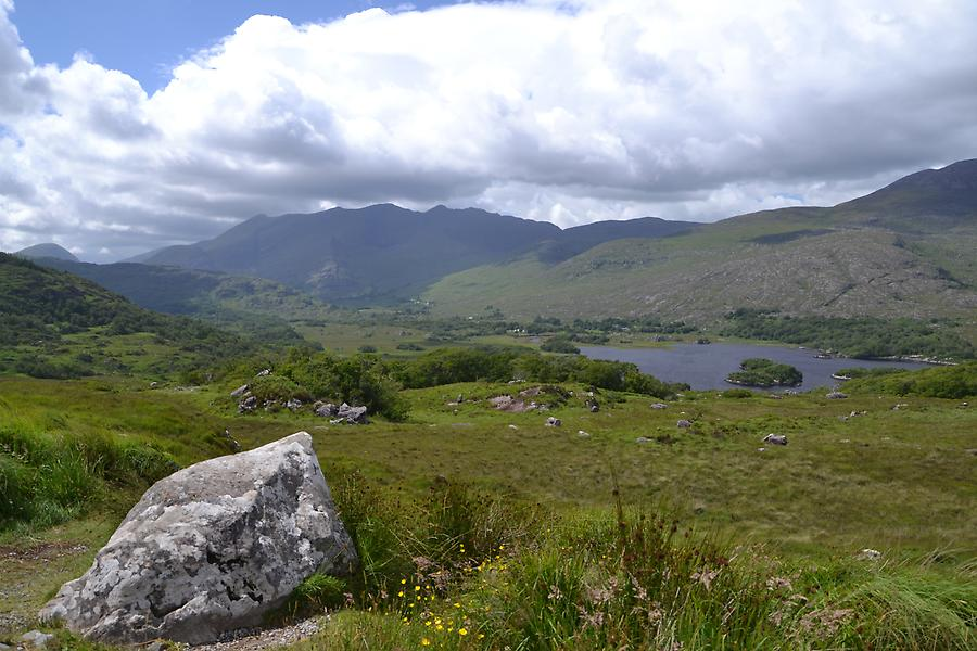 Lady´s View, Ring of Kerry