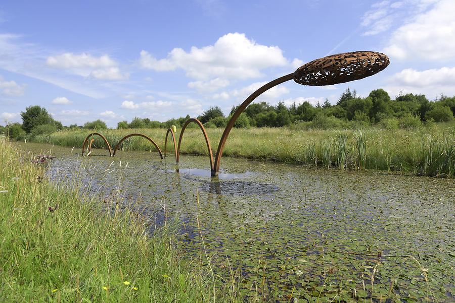 Lough Boora - Sculpture in the Parklands