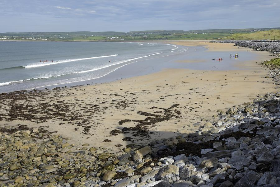 Lahinch - Beach