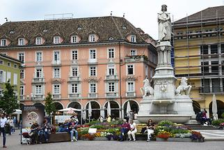 Bolzano - Cathedral Square