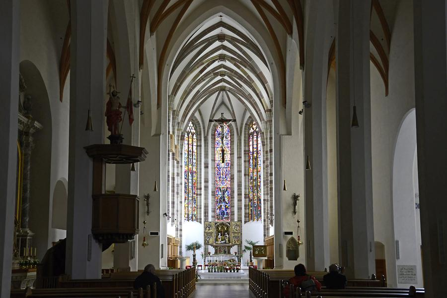 Bolzano - Franciscan Monastery, Church