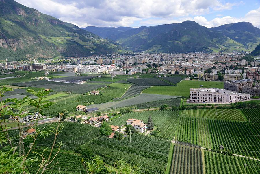 View of Bolzano