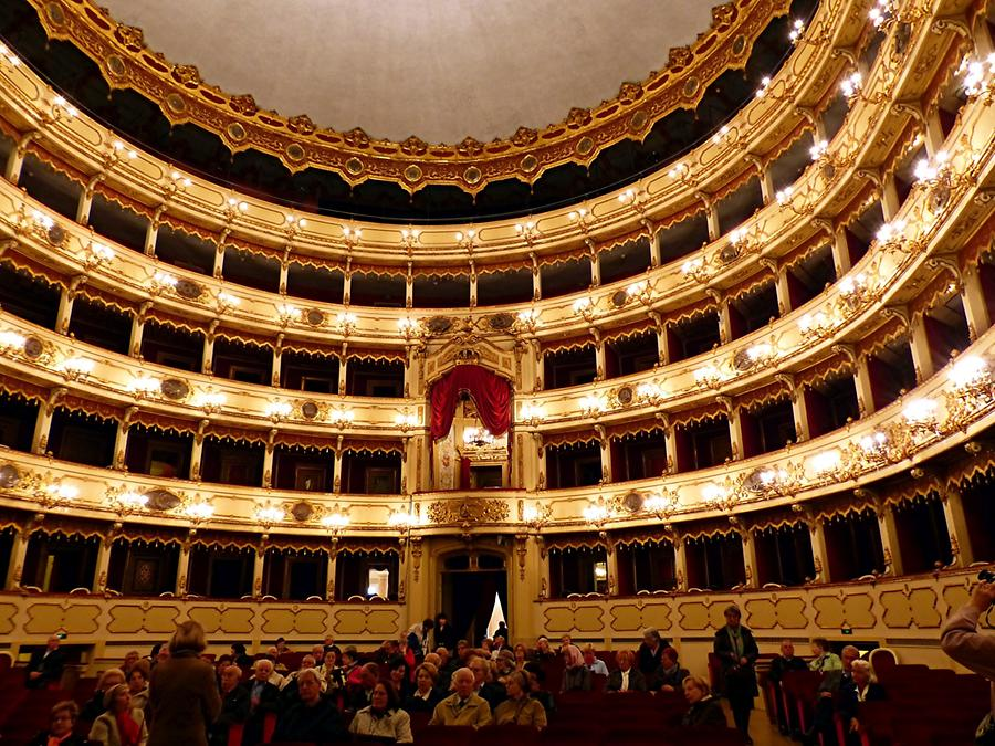 Cremona - Ponchielli Theatre