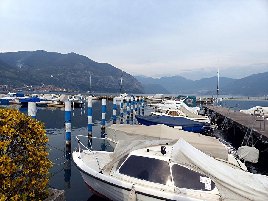 Lake Iseo - View from Clusane