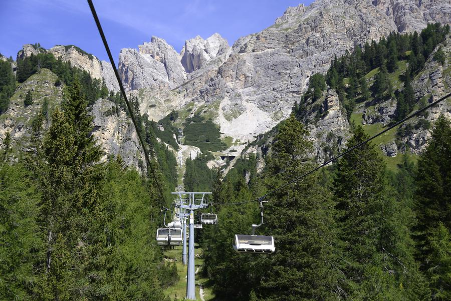 Rio Gere Chair Lift