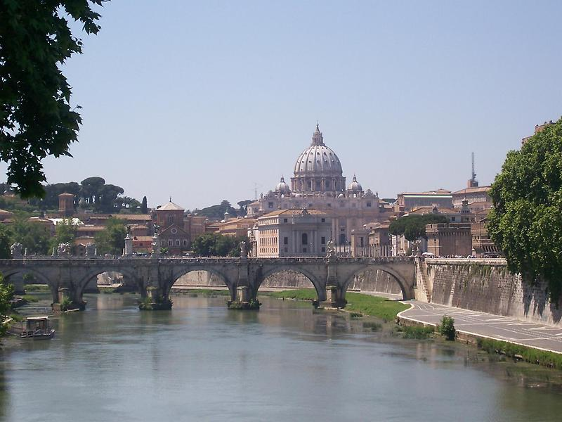 The Vittorio Emanuele Bridge (1)