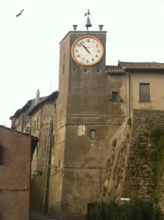 Capodimonte - Clock Tower