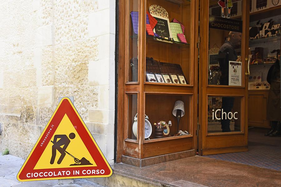 Lecce - Chocolate Shop