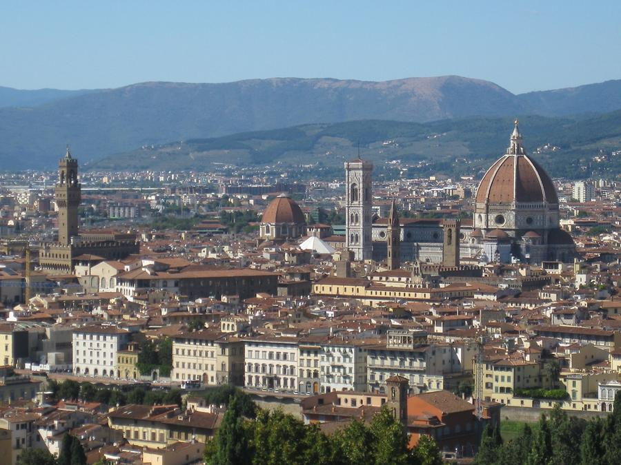 Florence - Typical View