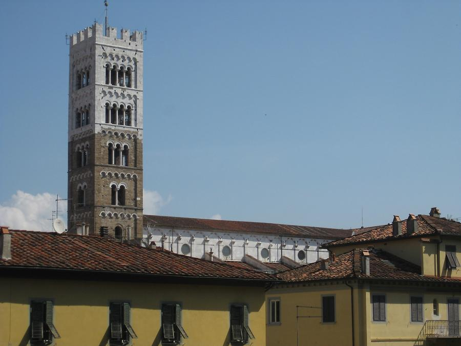 Lucca - Cathedral