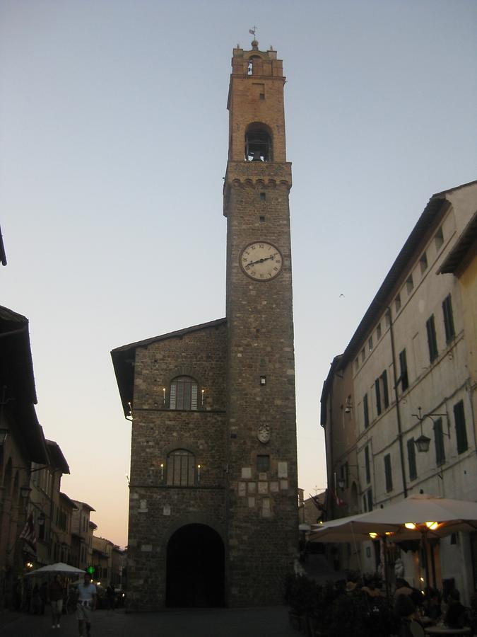 Montalcino - Town Hall