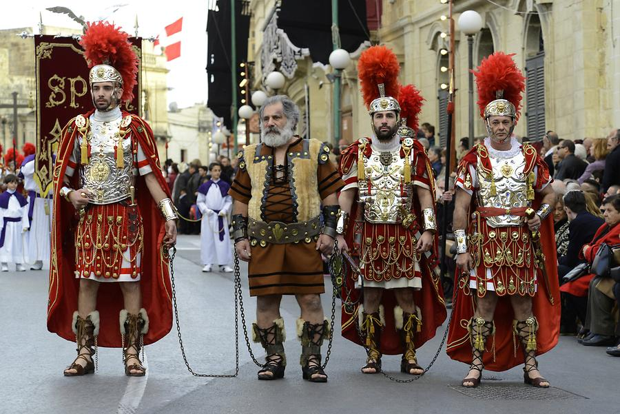 Zejtun - Good Friday Procession