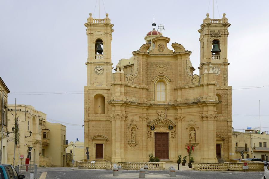 Gharb - Church
