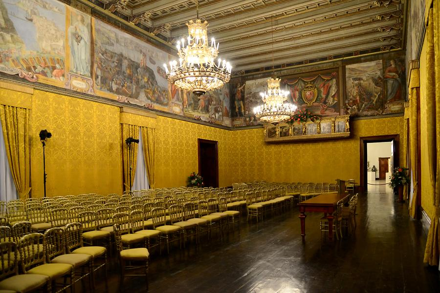 Grandmaster's Palace - Council Hall
