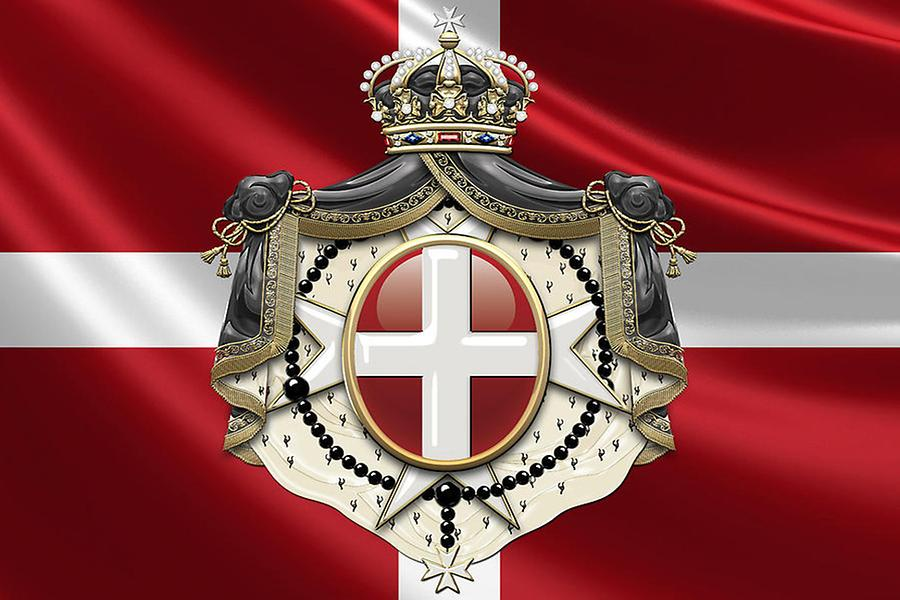Military Order of Malta - Coat of Arms