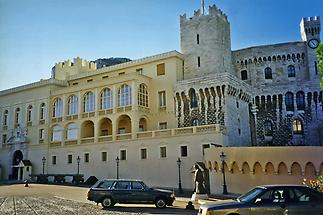The Princes Palace, Monaco