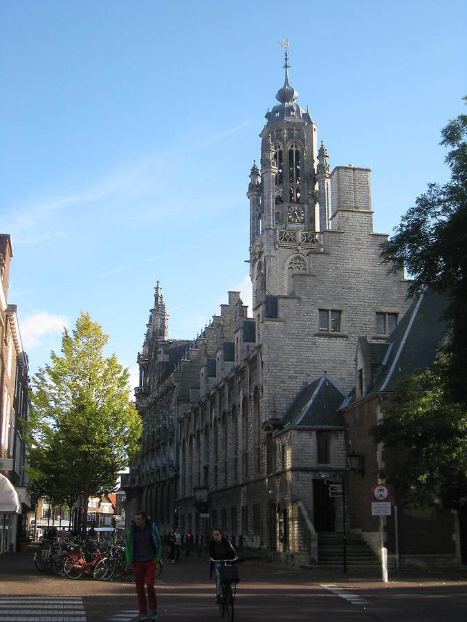 Middelburg - The Abbey of our Lady