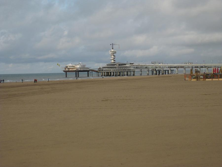 Scheveningen - Beach and Pier