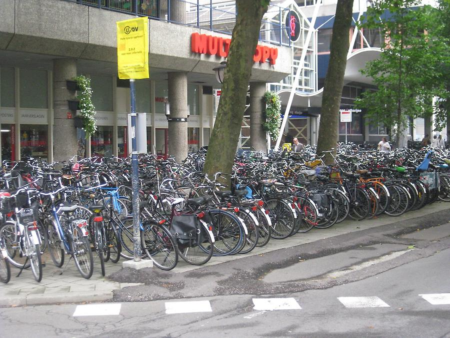 Utrecht - Bicycle Storage