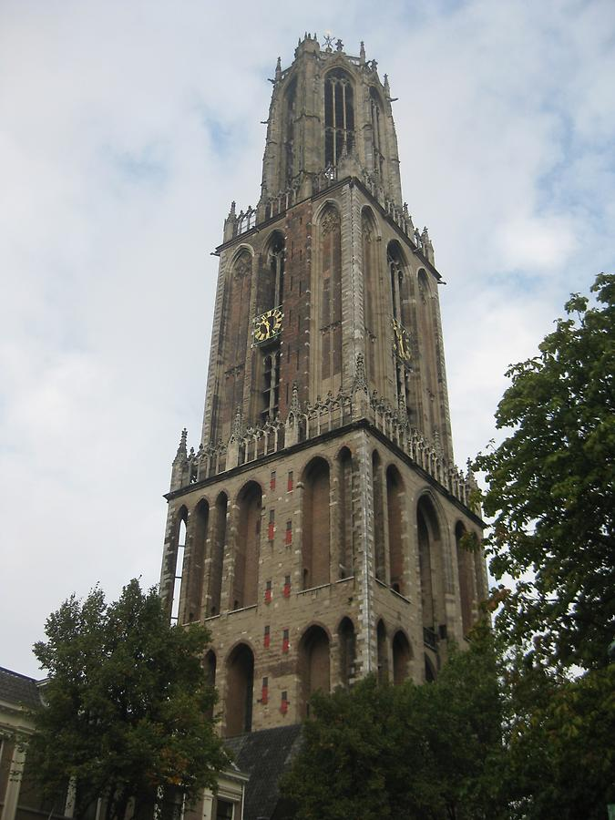 Utrecht - Steeple of the Cathedral