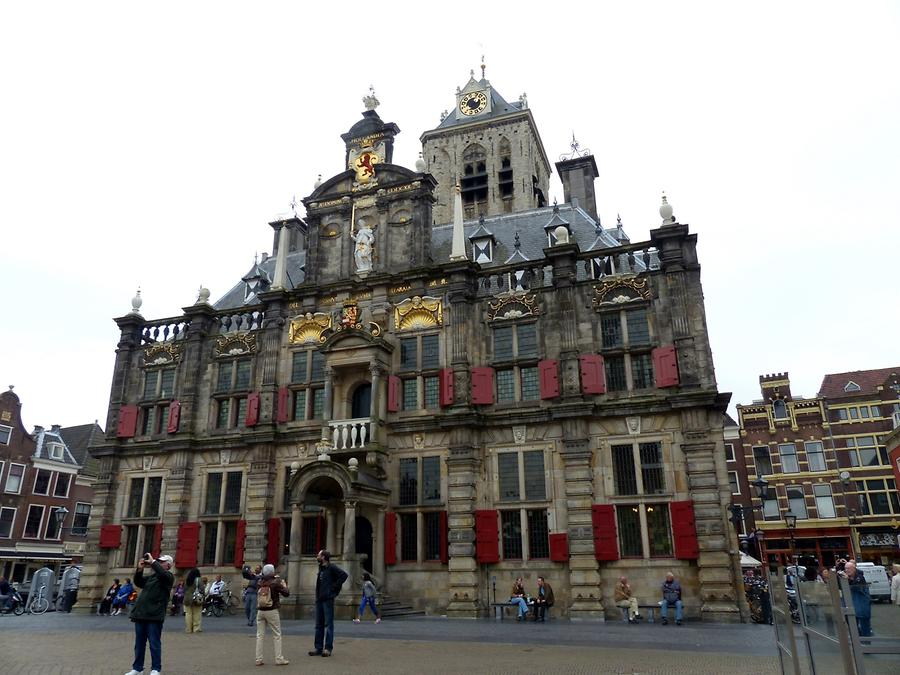 Delft - Town Hall