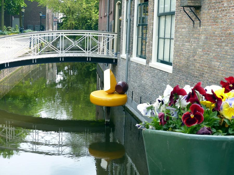 Gouda - Gracht with Cheese