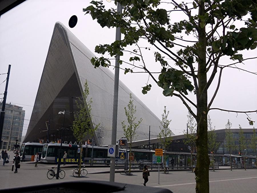 Rotterdam - Central Station