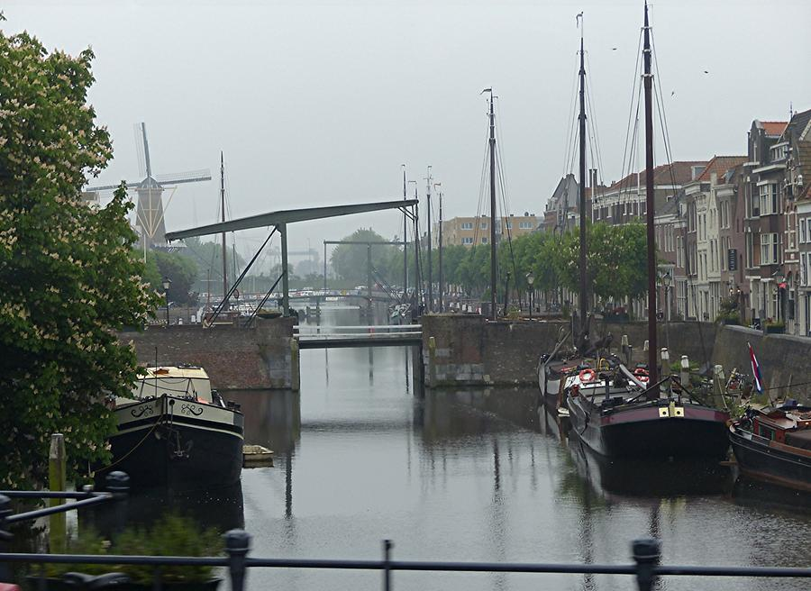 Rotterdam - Old Harbour