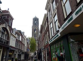 Utrecht - Ancient City Centre with Dom Church