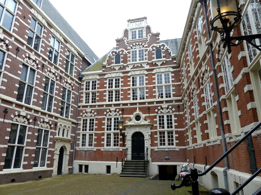 Amsterdam - House of the VOC (Dutch East India Company)