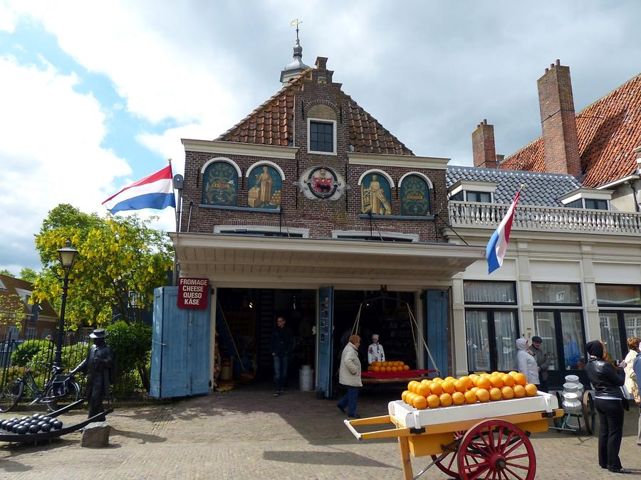 Edam - Weigh House for Cheese