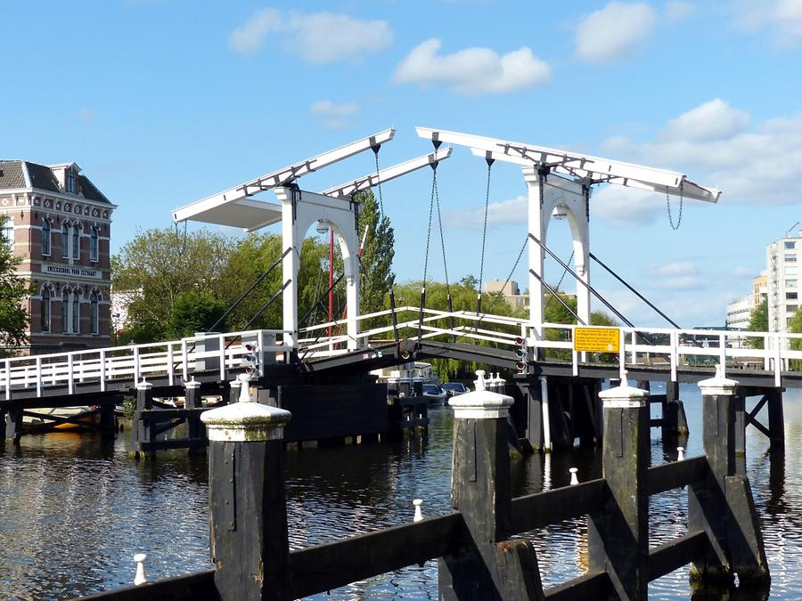Leiden - Drawbridge