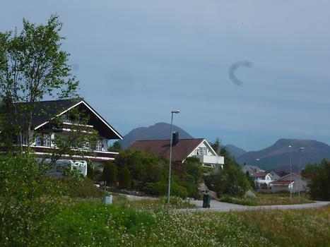 Molde - Suburb, Photo: T. Högg, 2014